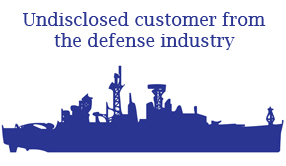 Undisclosed-customer-from-defense-industry